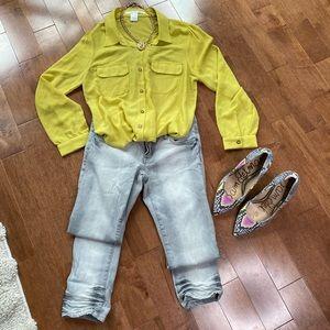 Hurley grey faded 81 Skinny Denim Jeans size 25